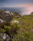 South African coastline Royalty Free Stock Image