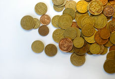 South African coins money Royalty Free Stock Photography