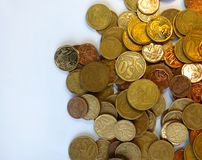 South African coins money Stock Image
