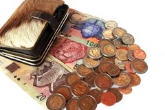 Free South African Currency Royalty Free Stock Photo - 6341875