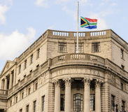 South African Embassy in London stock photography