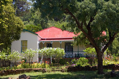 South african house Royalty Free Stock Photography