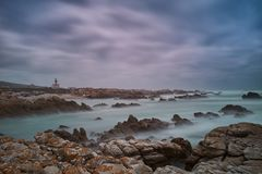 South African Lighthouse stock images