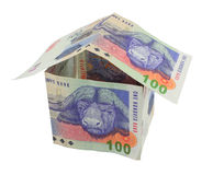 South African money notes Royalty Free Stock Images