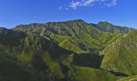 South African mountains Royalty Free Stock Image