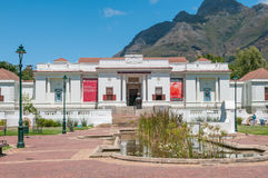 Free South African National Gallery Stock Images - 53843024