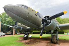South African National Museum of Military History Royalty Free Stock Photo
