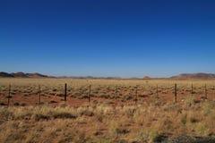 South african panorama Royalty Free Stock Photos