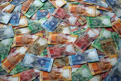 South African Rand stock images