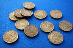 South African rands stock photography