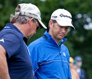 South African Retief Goosen Stock Photos