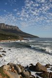 South African Sea Shore Royalty Free Stock Images