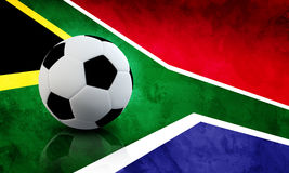 South African Soccer World Cup Royalty Free Stock Image