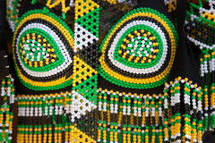 South African Tribal Dress Stock Photos