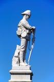 South African War Memorial, Shrewsbury. Royalty Free Stock Photo