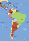 South america. Stock Photography