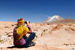 South America, Bolivia expedition Stock Photography