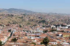 South America - Bolivia, Sucre Stock Image