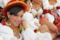 South America - Bolivia , Sucre Fiesta Stock Photos