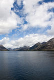 South America - Chilean Fjords And Canal Sarmiento Stock Photos