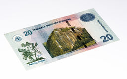 South America currancy banknote Royalty Free Stock Photography