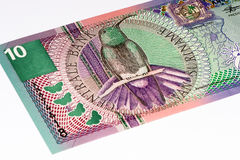 South America currancy banknote Stock Image