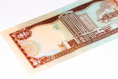 South America currancy banknote Royalty Free Stock Photo