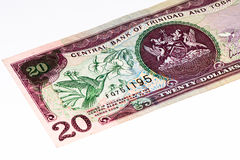 South America currancy banknote Royalty Free Stock Image