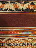 South America Indian woven fabrics Royalty Free Stock Photography