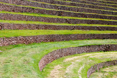 South America, Moray, Cusco, Peru Stock Photography