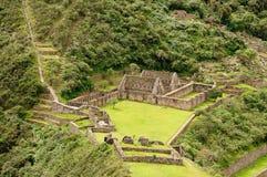 Free South America - Peru, Inca Ruins Of Choquequirao Stock Photography - 150238062