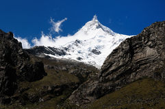 South America, Peru landscape Royalty Free Stock Photos