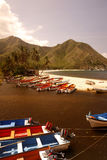 SOUTH AMERICA VENEZUELA CHUAO COAST Royalty Free Stock Photography