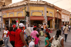SOUTH AMERICA VENEZUELA VALENCIA CITY royalty free stock image