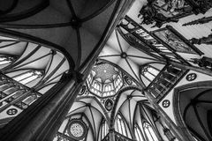 South American Church Royalty Free Stock Image