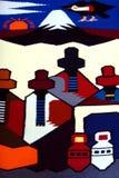 South-American handicraft Royalty Free Stock Photo