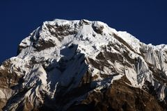 South annapurna Stock Photo
