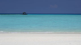 South Ari Atoll - Maldives Stock Photo