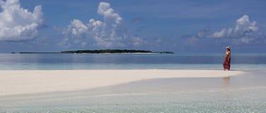 South Ari Atoll , Maldives Stock Images