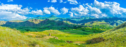 The South of Armenia Royalty Free Stock Image