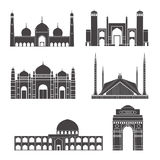 South Asia. Vector Illustration. illustration EPS Royalty Free Stock Images