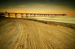 South Australia. Australia,South Australia,Adelaide,Glenelg royalty free stock photo