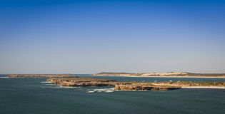 South Australian Coastline Royalty Free Stock Image