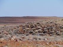 An South Australian landscape Royalty Free Stock Photo