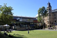 South Australian Museum in Adelaide South Australia. South Australian Museum, a natural history museum and research institution in Adelaide, South Australia royalty free stock photos