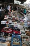 South Bank Book Fair Stock Photo