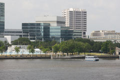 South bank Jacksonville Royalty Free Stock Images