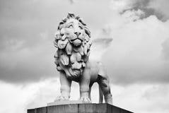 South Bank Lion Stock Image
