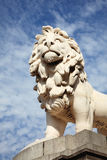 South Bank Lion Stock Images