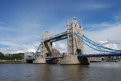South Bank View Of Tower Bridge Royalty Free Stock Image